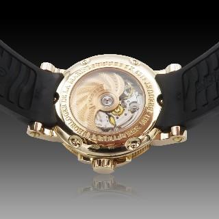 """Bague Chaumet """"Grains de Caviar"""" or gris 18k diamants. taille 52."""