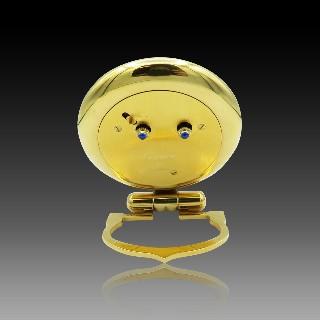 Boucles d'oreilles Diamants baguettes et brillants  3,0 Cts G-VS en Or Gris 18k.