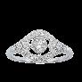 Bracelet ligne en or jaune 18 Cts avec 27 diamants H/VS  Total : 6.8 Cts