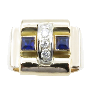 Montre Rolex acier Explorer I -  Ref : 114270   Vers 2000
