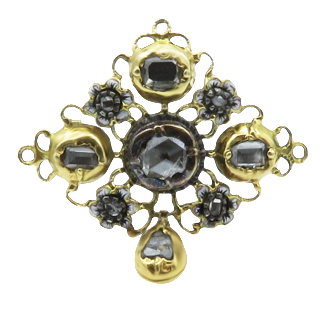 Bague Chopard Happy Diamonds Or Jaune 18k Diamants. Taille 52