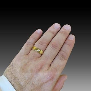 Montre Rolex Oyster Perpetual Homme Acier de 2008. Cadran Gris . Ref : 116000 .