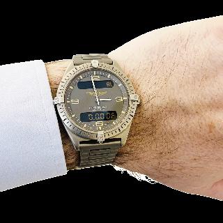 """Bracelet Hermes """"Aléa Géant"""" en Argent Massif"""