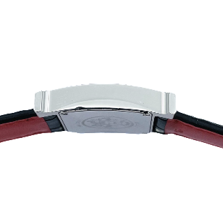 Bracelet Hermes émail Imprimé Plaqué Or 18 mm . Prix Neuf : 470€