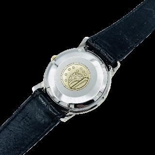 """Bague Chaumet en or gris 18k """" Anneau"""" Moyen modèle avec diamants. Taille 52."""