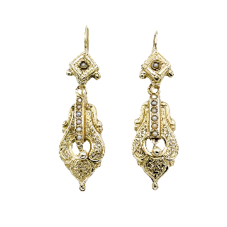 Collier Pendentif Cartier Collection Amulette XS Malachite et Diamants Or rose 18k de 2017