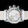 Bague entourage vers 1930 en platine avec 2,50Cts Ct de Diamants.Taille 55-56