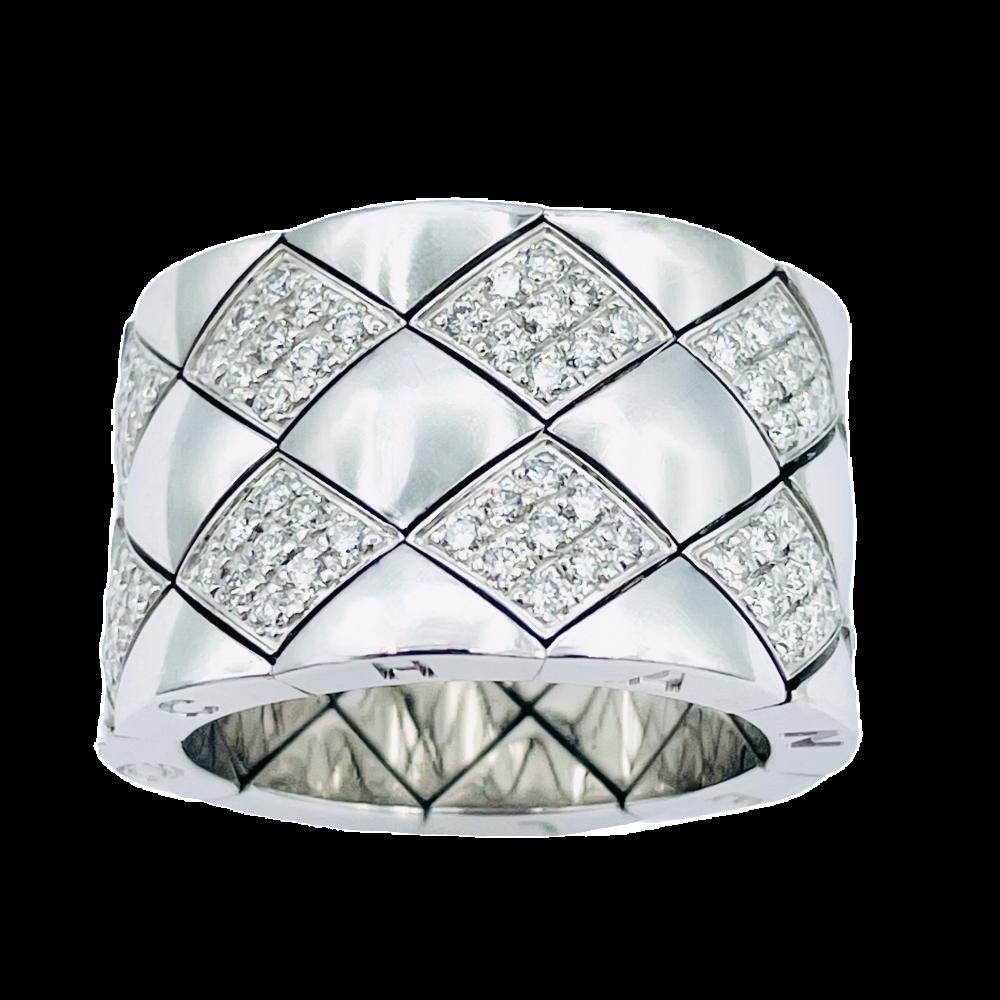 Chaine Pendentif Chopard Happy Diamonds Or jaune 18k Diamants vers 2003