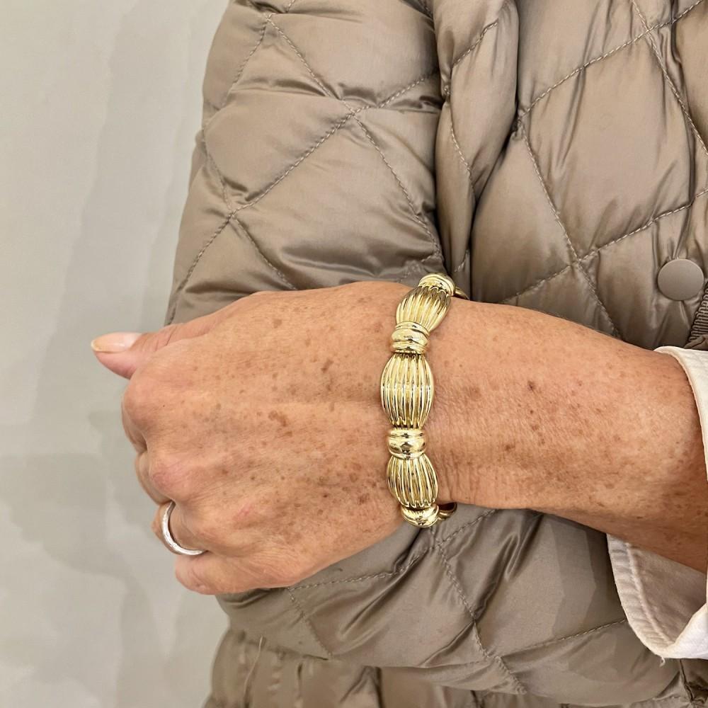 """Montre Cartier Dame """"Vendome"""" Or Jaune 18k de 1986 . Quartz"""