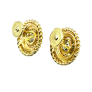 Bague Chopard Happy Diamonds Or Jaune 18k Diamants. Taille 50