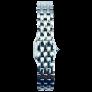 Montre Zenith Raimbow El Primero en acier chronographe automatique vers 1995