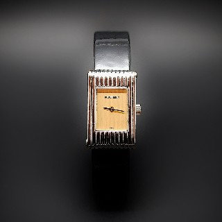 Montre Bulgari Assioma 36mm Dame Or rose 18k et 3.52 Cts de Diamants.