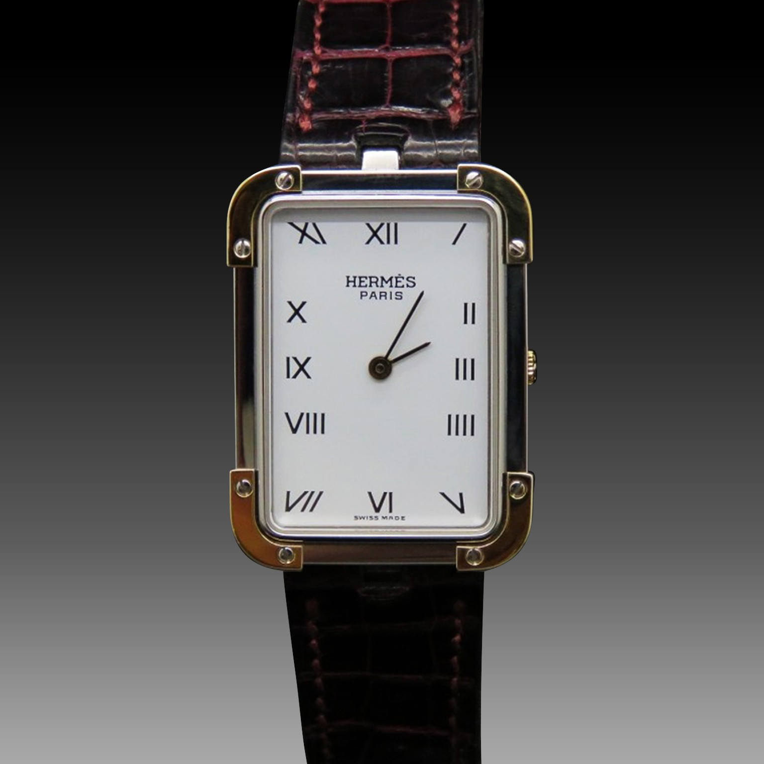 84de0277cc montre vintage or rose