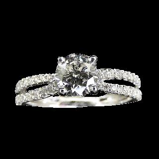 """Montre Breitling """"Colt Oceane"""" dame en acier quartz . Lunette Diamants."""