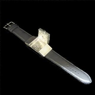 Solitaire en platine avec Diamant brillant de 1.07 Cts G-VVS1 .