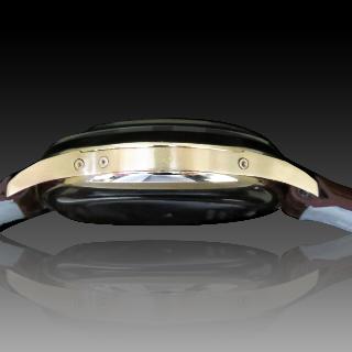 Boucles d'oreilles Pendantes en or gris 18k avec Saphirs et Diamants.
