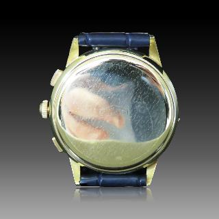 Montre Boucheron Reflet Dame Grand Modèle en Or Jaune 18k Vers 2000 quartz .