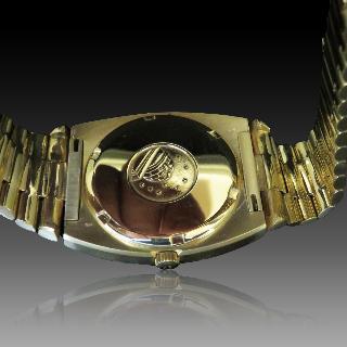 Collier Pendentif Diamant Coeur de 0.81 Cts E-VS1 . Or 18 Cts.