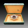 Collier Pendentif or 18K Diamant Coeur de 5.02 Cts D-SI2 (modifié par traitements )