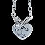 """Montre Breitling """"Wings"""" dame en acier et or quartz . 31 mm. Réf : B67050"""