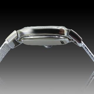 Alliance Platine avec 4.10 Cts de Diamants Brillants G-VS. Taille 54-55