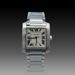 Alliance or gris 18k avec 2,53 Cts de Diamants Brillants G-VS. Taille 53.