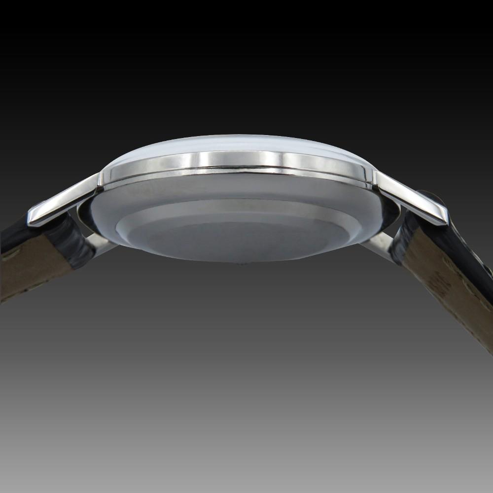 Solitaire en Or gris 18k avec Diamant brillant 2.28 Cts K-VVS1+ 0.55 Cts.