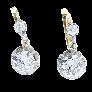 Bague en or jaune 18k avec saphirs fins et diamants .Taille 55