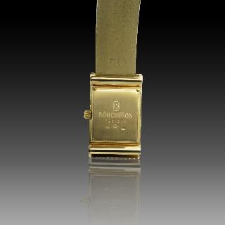 Bague Jonc Anglais en Or jaune 18K Massif  avec Diamant de 1,05 Cts J-VVS2.