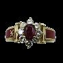 Montre Rolex Oyster Datejust Or rose et Acier de 2008 . Ref : 116201 .