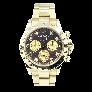 """Bracelet souple """"Roberto Coin"""" Or jaune 18k et Diamants brillants"""