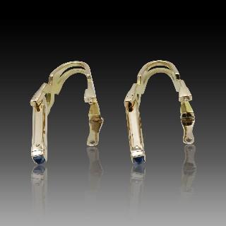 Alliance or gris 18k avec 2.80 Cts de Diamants Brillants G-VS. Taille 59.