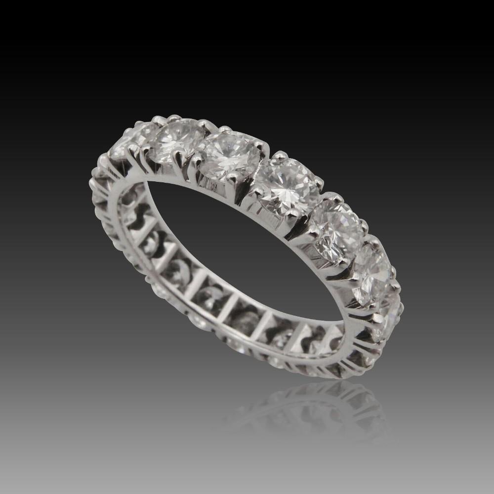 Bague Or Jaune 18K, Emeraude cabochon et Diamants brillants