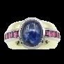 Boucle ceinture Tavannes pour Hermes Argent transformée en Montre bracelet vers 1930.