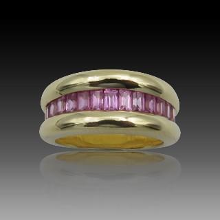 """Collier Pendentif """"Coeur"""" Or Gris 18k et 2,41 carats de Diamants extrablancs."""