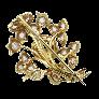 """Solitaire Bulgari en Or Gris 18 Cts modèle """"B-Zero-"""" Diamant 0.30 Cts E-VVS2 .Taille 51."""
