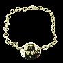 """Bracelet Cartier """"Juste un clou"""" Or gris 18k avec diamants . taille 17"""