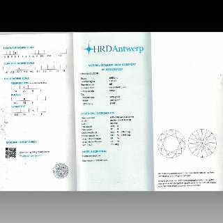 Bague or rose 18K pavée de 221 diamants brillants soit 1,92 Cts .G-VS. Taille 54