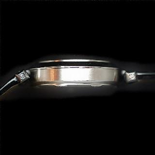 Montre Cartier Pasha 35 mm en acier. Automatique. Vers 2010