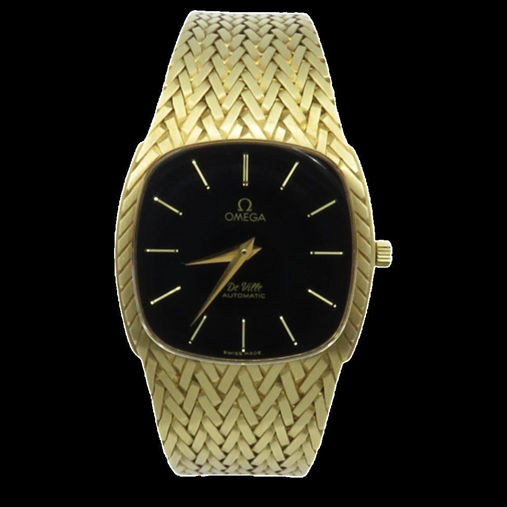 Montre Omega de Ville Homme de 1972 Or jaune 18k Massif Automatique. 95,80 Grs