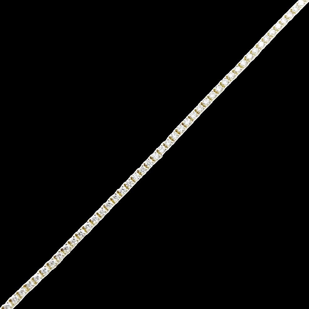 Puces d'oreilles en Platine avec Diamants brillants 2,28 Cts et 2,26 Cts. K-VVS1-SI1.