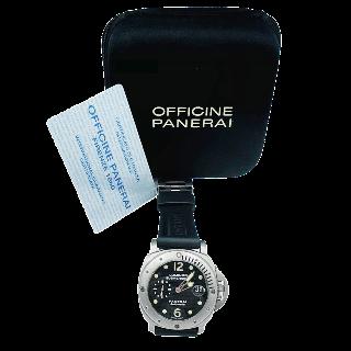 Montre Panerai Submersible Titane Série Limitée Automatique de 2013 Réf : OP6562