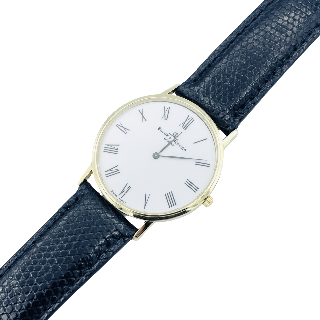 Montre Chaumet Class One XXL Or Rose 18k et titane automatique de 2013