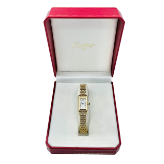 "Bague Tiffany & Co ""Jean Schluberger"" or gris 18k Diamants.Taille 51"