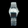 Solitaire en Or gris 18 Cts avec Diamant brillant 3.22 Cts H-SI2 + 0.74 Cts.