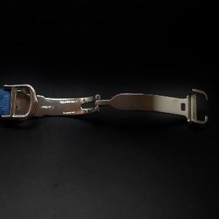 """Montre Cartier Dame """"Must 21"""" Oret acier Vers 1990 quartz 27 mm."""