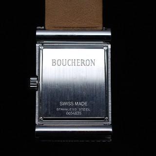 """Montre Boucheron """"Reflet"""" de Dame Moyen modèle à quartz ."""