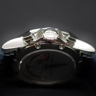 Montre Corum Admiral Cup Chronographe Homme Acier de 2009 Automatique. 43 mm.