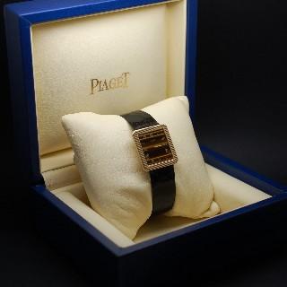 Montre Piaget pour homme en Or Jaune 18k Vers 1975 Mécanique .
