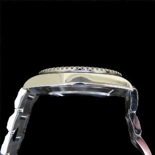 Montre Rolex Submariner Céramique Acier Ref : 116210 de 2012. Boite - Papiers